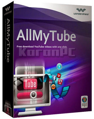 Wondershare AllMyTube 4.3.3 + Patch
