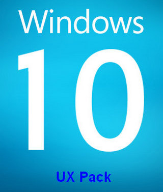 Windows 10 UX Pack