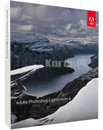 Adobe Photoshop Lightroom CC 6.7