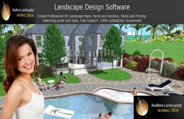 Idea Spectrum Realtime Landscaping Architect 2016 16.07 170730