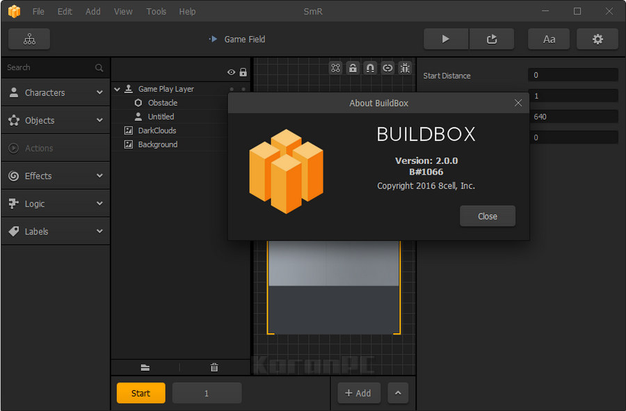 BuildBox Full