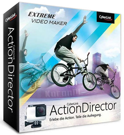 CyberLink ActionDirector Deluxe