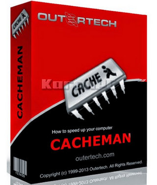 Outertech Cacheman 10