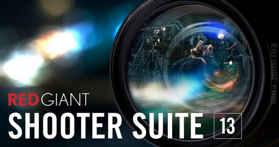 Red Giant Shooter Suite