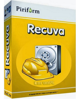 Piriform Recuva Wizard - data recovery software for Windows ...